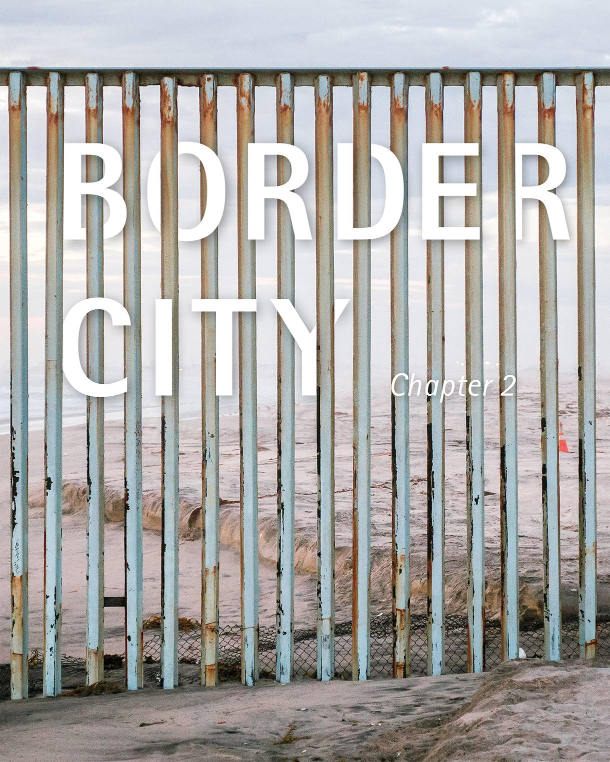 Border City 2 © Cover BUV