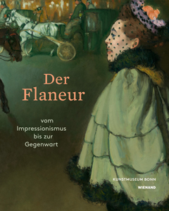 Der Flaneur © Cover Wienand