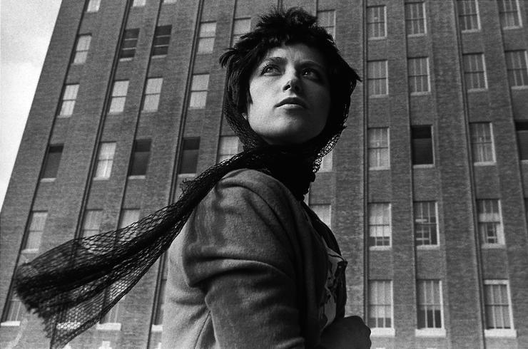 Cindy Sherman  Un Untitled Film Still #58, 1980 Silbergelatineabzug 26 5/8 x 39 5/8 in. | 67,5 x 100,5 cm KUNSTMUSEUM WOLFSBURG Courtesy of the artist and Metro Pictures, New York